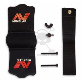 Protection avec mousse pour repose bras Minelab Sovereign, GPX et Eureka
