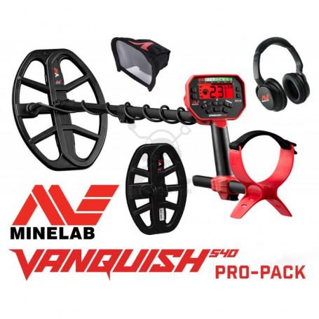 Minelab Vanquish 540 ProPack
