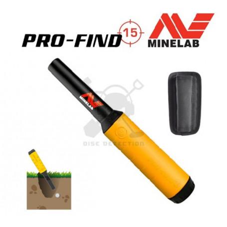 Pinpointer Minelab PRO-FIND 15