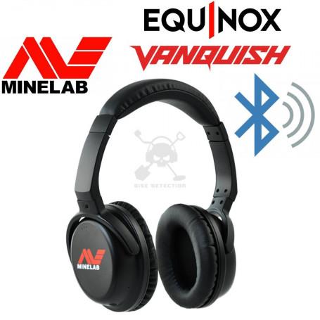 Casque sans fil Minelab ML 80 pour Equinox et Vanquish