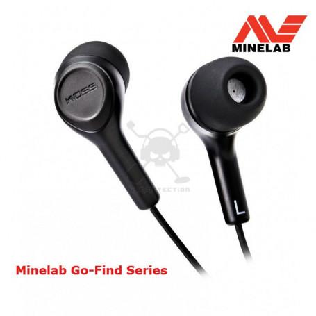 Ecouteurs pour Minelab GO-FIND Series
