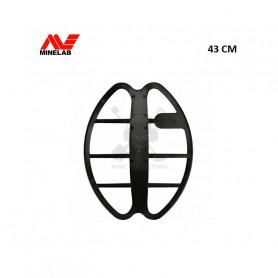 Protège disque Minelab CTX 3030 43 cm